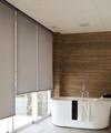 ロールスクリーン ラルク浴室