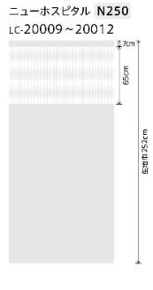 リリカラニューホスピタルN250