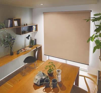 遮光スクリーンソーノの施工画像