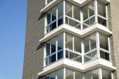 タワーマンションの窓